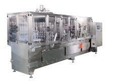 Автоматическая Машина для Наполнения и Запечатывания Стаканчиков Йогурта