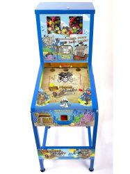 De dubbele Automaat van het Flipperspel van Gumball van de Bus (TR902)