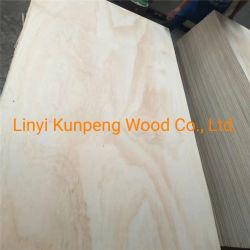 الخشب الرقائقي التجاري من خشب الصنوبر الذي تبلغ مبيعه 9 مم