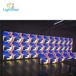 Lw P10 périmètre mur d'affichage vidéo LED pour le gymnase de plein air
