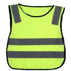 卸売は夜に安全反射ワイシャツの極度の明るい耐久のベストをからかう
