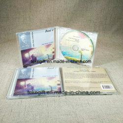 투명 케이스에서 인쇄하는 CD DVD 복제