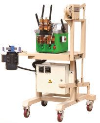 3.0 - 9.0mm 강철 구리 Alunimum 합금 철사/물가 철사/PC 바 개머리판쇠 용접 융해 기계/개머리판쇠 용접공