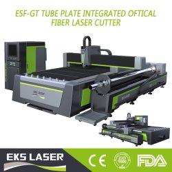 A ipg 500W-3000W placa do tubo de alta qualidade Máquinas de processamento laser de Fibras Metálicas