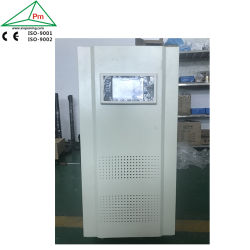 Xinpoming 3 단계 10-60kVA에서 지적인 SCR 통제 교류 전원 Contactless 전압 안정제