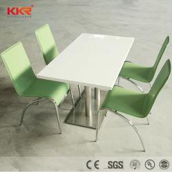 Piedra artificial Marble juego de comedor mesa de café