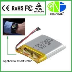 Верхняя поставщиком 3,7В 380 Мач 400 Мaч литий-ионный полимерный аккумулятор для Smart смотреть
