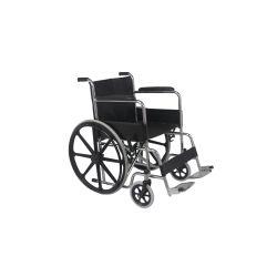 軽量で持ち運び可能な折りたたみ式手動車椅子工場で障害に対応