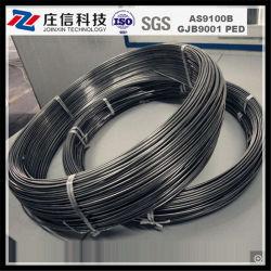 Fournisseur chinois de Grade 6 GR6 ti-5AL-2.5sn en titane pour la vente de fils