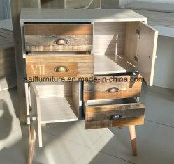 Шкаф для хранения гостиной жалкую и старый Sideboard Styleside таблица