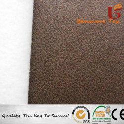 Bronzagem Suede Fabric com composto de tecido de veludo para sofá