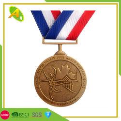 Aangepast schitter Ambacht van de Medaille van het Aluminium van Maryland van de Heuvel de Klassieke Wonderbare (204)