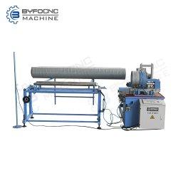 Byfo Tubeformer Directa de Fábrica del conducto de la espiral de buena calidad máquina de formación