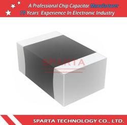2012 0805 1PF 100V 50V Chip multicamadas de cerâmica do capacitor C0g, NP0