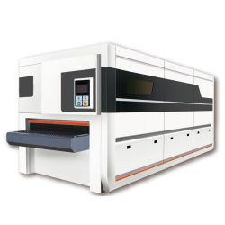 Hicas Specail ha modellato la macchina di smeriglitatura del portello del pavimento della spazzola automatica di legno di CNC da vendere