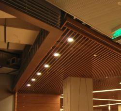 De anti-vervuilings Vierkante Buis van het Aluminium voor Geestelijk Plafond