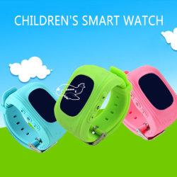 OLED Child GPS Tracker Sos Smart Monitoring Positioning Phone Bambini Baby Watch GPS