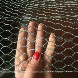preço de fábrica 8*8 revestido de PVC Hexagonal ou metálicas de ferro de frango galvanizado