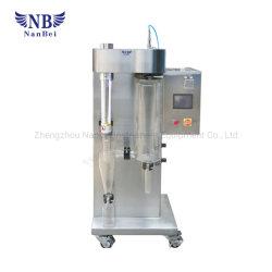 Suministro de fabricación de mini precio Laboratorio vacío secador Spray