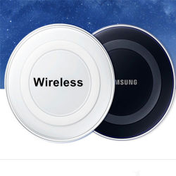 De promotie Lader van de Auto van Qi Samsung S6 Draadloze voor Mobiele Telefoons