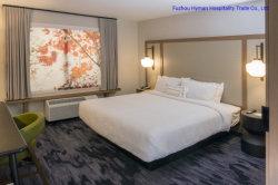 贅沢なMarriott Fairfieldのインのホテルの部屋の家具販売のための5つの星