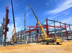 Structure en acier de tissu rentable des bâtiments de l'atelier