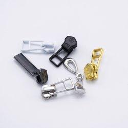 5# черного золота латунного сплава ползунок для одежды