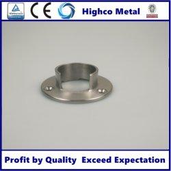 En acier inoxydable balustrade en verre de glissière pour accessoire du raccord de tube Tuyau de fente