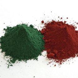 Oxyde het van uitstekende kwaliteit van het Ijzer voor Ceramisch/Baksteen/Plastic RubberDeklaag/Leer
