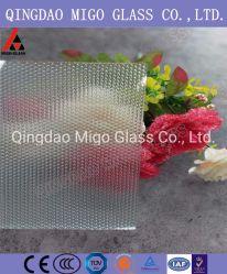 il vetro modellato libero di 5mm/ha rotolato il vetro/vetro calcolato di vetro/arte per mobilia
