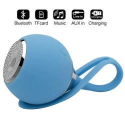 Водонепроницаемый Etvalley открытый портативный мини-Bluetooth стерео АС