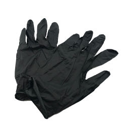 Gants chirurgicaux en latex jetables 100 % latex naturel