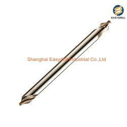 Tipo normale trivello concentrare extra-lungo di DIN333A HSS