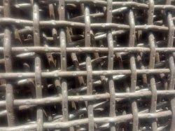 Vibration de la mine en acier inoxydable de tamisage Mesh