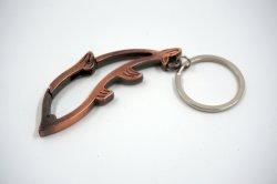 Man Simple Key Chain Matel Ring L