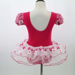 Nouvelle entrée de haute qualité Parti Kids filles Porter du rouge Costume de ballet pour des performances