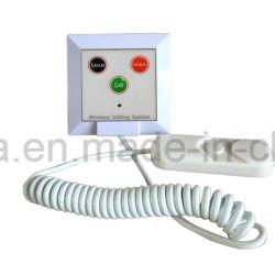 Botão de chamada do paciente para o Hospital Clinic