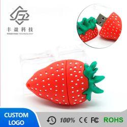 Frucht-Art 8GB des Erdbeere-Speicher-Stock-32GB USBPendrive 16GB heißes verkaufenusb-Blitz-Laufwerk