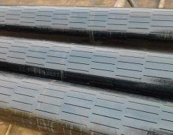 Nayu gute Qualitätslaser gekerbte umkleidende Rohre