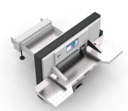 Volle automatische Hochgeschwindigkeitspapierschneidemaschine für Drucken (HPM92M15)