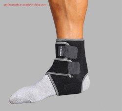 Respirável Ajustável e confortável alça de tornozelo Tornozelo Neoprene Esteio, Suporte de tornozelo de Protector de desportos aquáticos, Compressão Suporte de tornozelo, Corrector de tornozelo