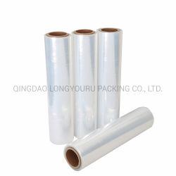 O PVC filme retráctil Customized Embalagem de plástico Palete de filme de película extensível