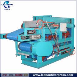 Largement utilisé en Malaisie en fonte de la courroie de boue de forage filtre presse la déshydratation de la machine