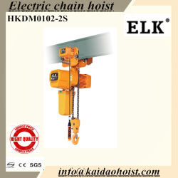 Elk 1ton guincho de corrente elétrico com a Embreagem Deslizante