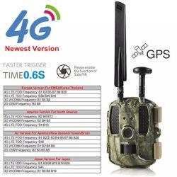 2020년 중국 내 1080p 무선 SMS GPRS GSM MMS 4G 헌팅 카메라 Wildlife 4G Trail Camera(박스 및 포함 전원 공급 장치