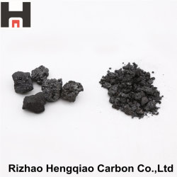 protección del medio ambiente Verde Hengqiao Coque de petróleo de grafito