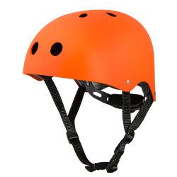 Fr1078 certifié Sport casque de sécurité réglable avec jugulaire et équipement de protection pour les enfants Les enfants adulte