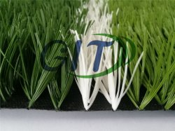 40-50 мм для использования вне помещений лужайке спорта футбол травы травы футбольного поля синтетическим покрытием искусственных травяных