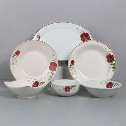 Vajilla de cerámica Decol a medida Porcelana vajilla juego vajilla juegos