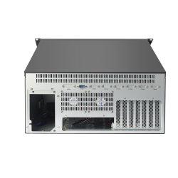 Erfahrener Fabrik-Aluminiumpanel-Maschinen-Rahmen industrielles PC Serve-Fallai-Server-Chassis